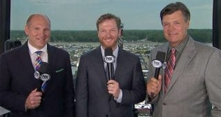 Broadcaster Dale: Best of Junior in the booth