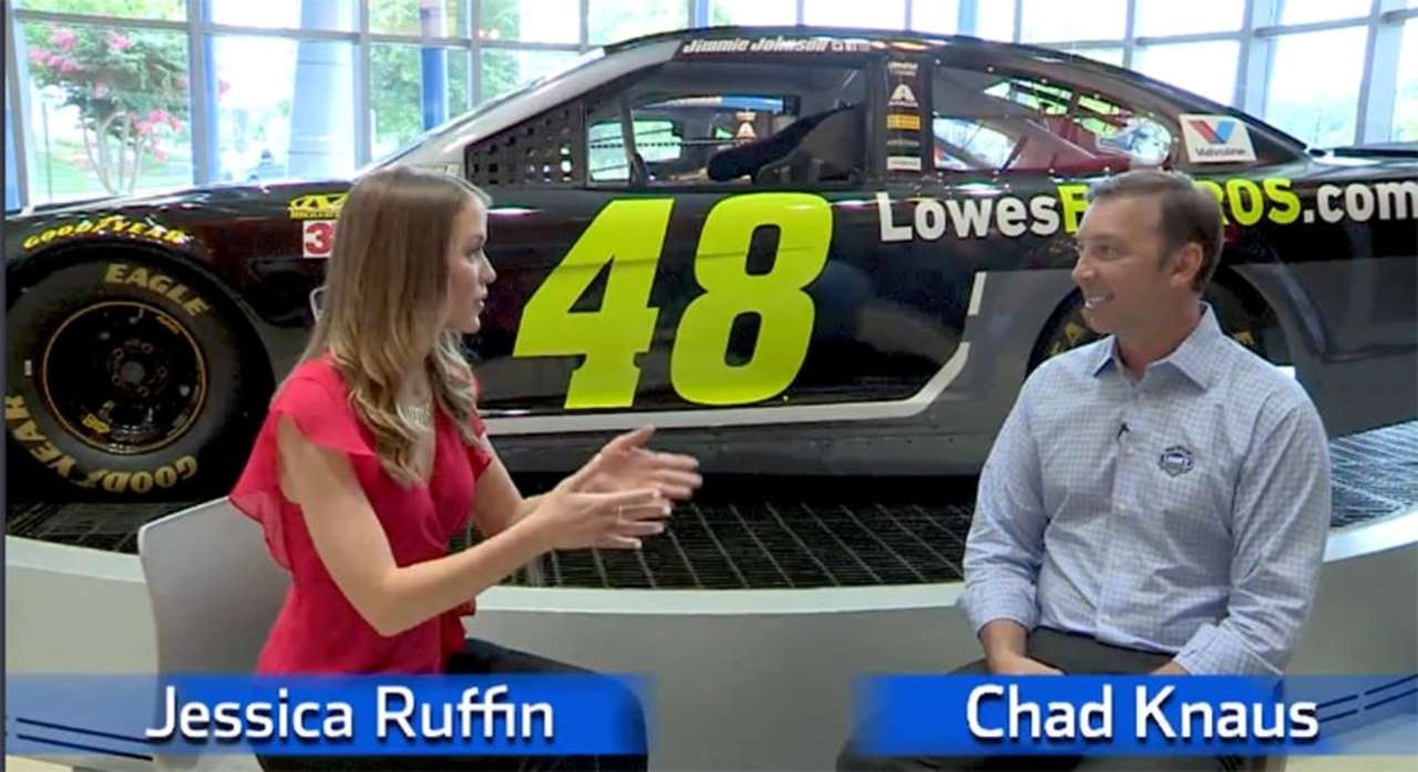 Chad Knaus opens up to NASCAR.com on future in racing
