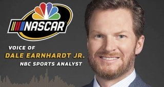 What has Dale Jr. learned from his new job?