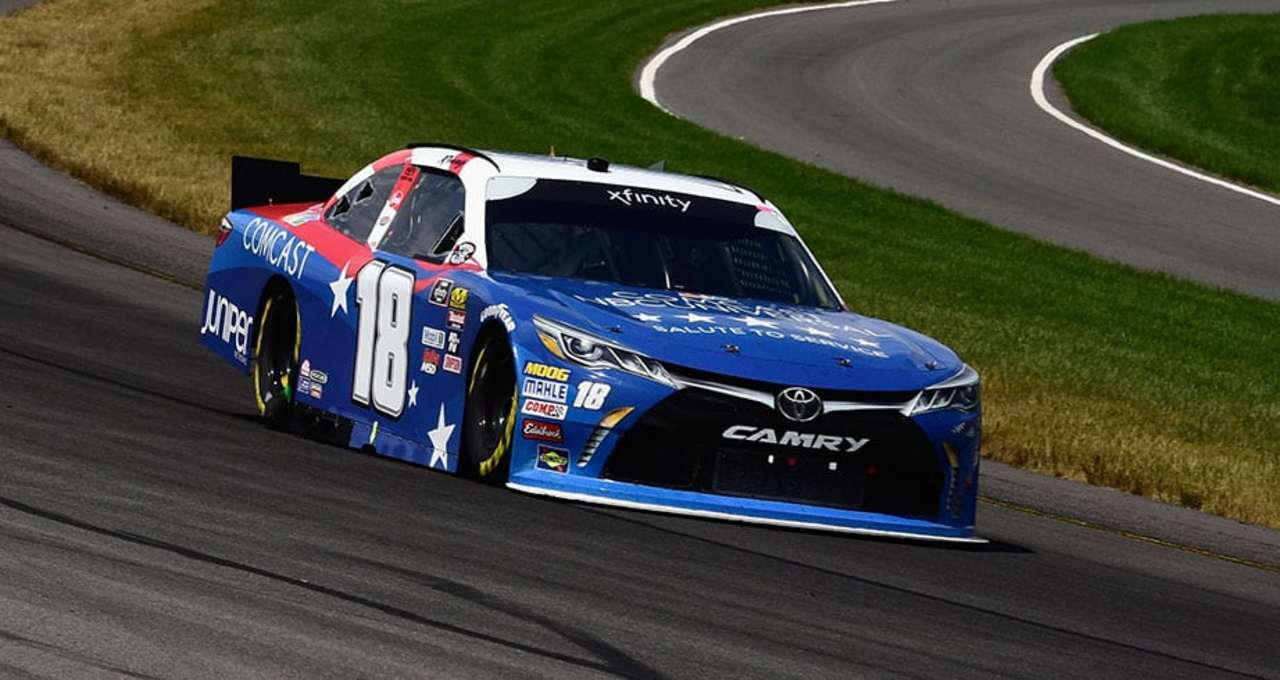 No. 18 NXS team penalized after Pocono