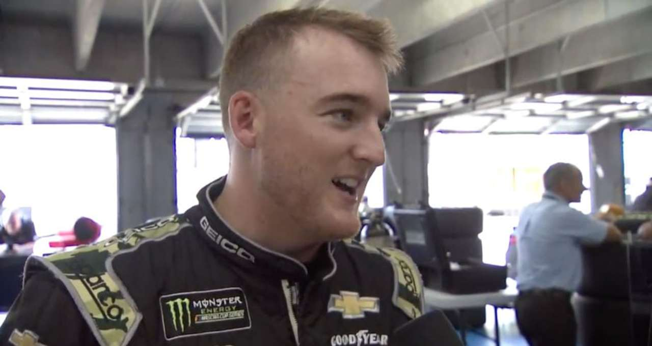 Ty Dillon on Charlotte road course: 'Very unique'