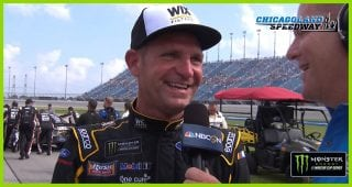 Fast car, anger for Bowyer: 'It's amazing what you can do'