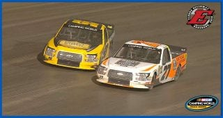 Down to the wire: Briscoe, Enfinger put on overtime show