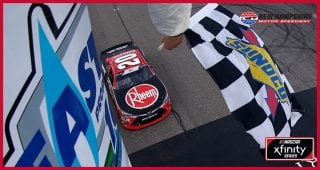 Bell holds off Keselowski for New Hampshire victory
