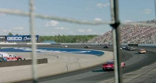 Starting Grid: New Hampshire Motor Speedway