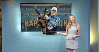 Rearview: Harvick solidifies dominance on land and sea