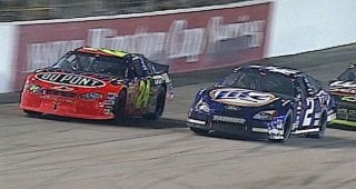 NASCAR's most memorable bump-and-run moments