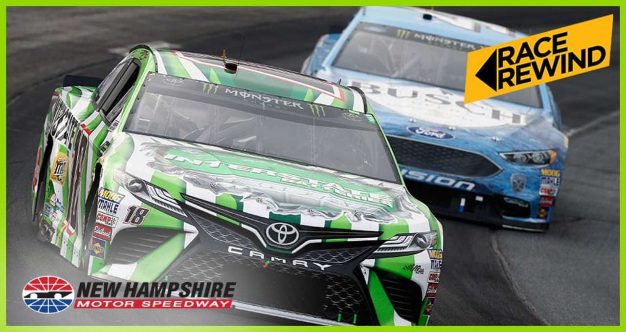 Race Rewind: Recapping New Hampshire in 15