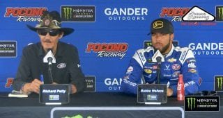 Bubba Wallace on contract extension, 'incredible opportunity' with RPM