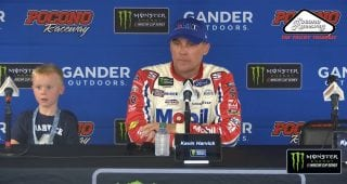 Harvick: 'Jimmie Johnson is the most underrated champion'