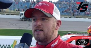 Allgaier on Bell: 'I'm salty … it's disappointing to get run over'
