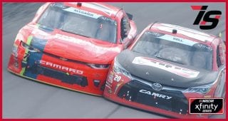 Toe-to-toe: Bell, Allgaier race hard to start/finish