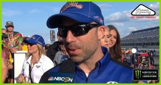 Crew chief Adam Stevens on what helped propel Kyle Busch to victory