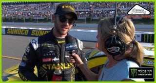 Daniel Suarez on runner-up: 'I thought I was a little bit better than Kyle'