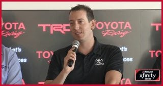 Kyle Busch looks to add Supra nameplate to history books
