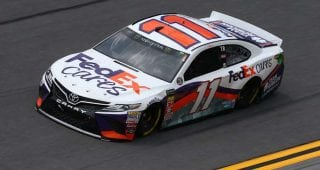 Hamlin: No room for error at Daytona