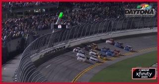 Xfinity Series puts on a show at Daytona