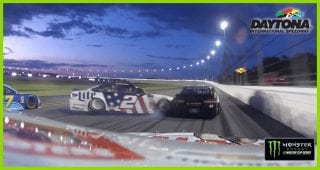 Go for a wild ride with Chase Elliott in Daytona 'Big One'