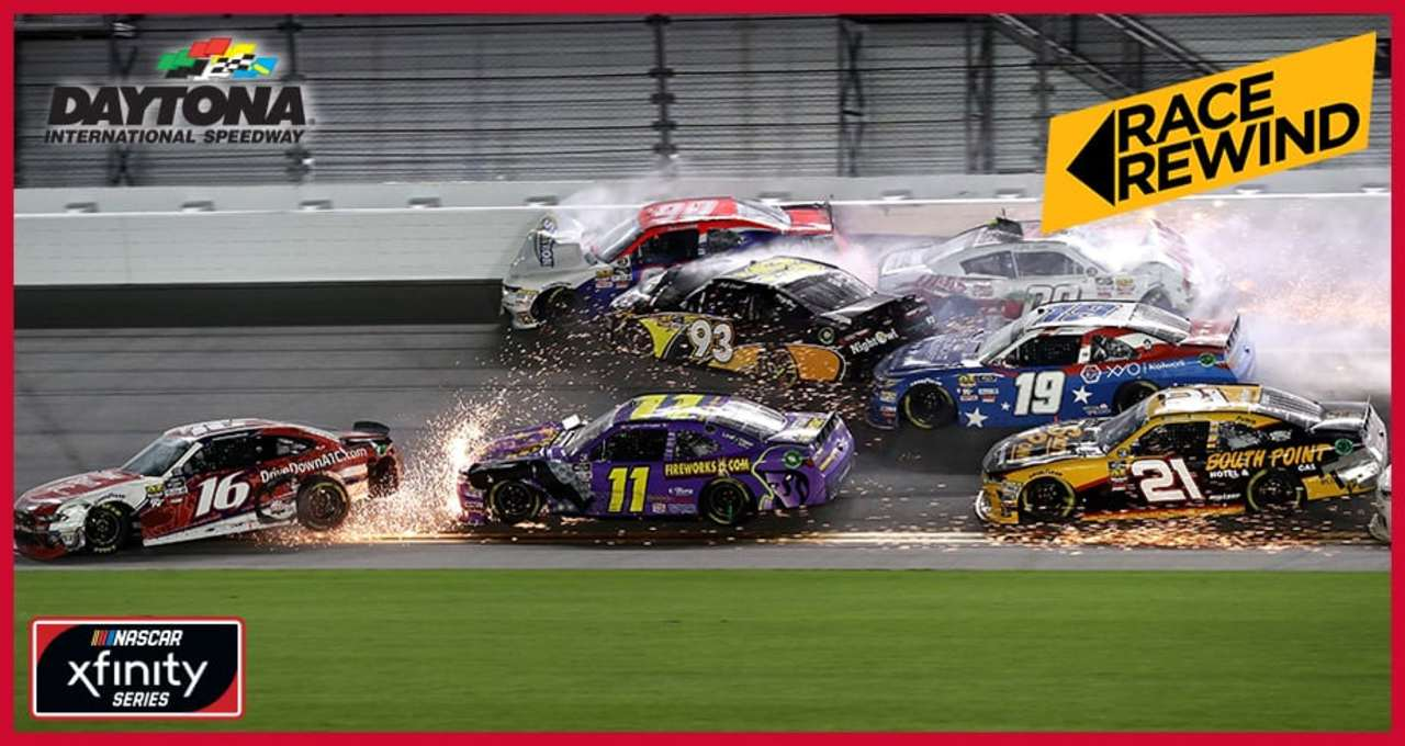 Race Rewind: Relive the Coca-Cola Firecracker 250 in 15