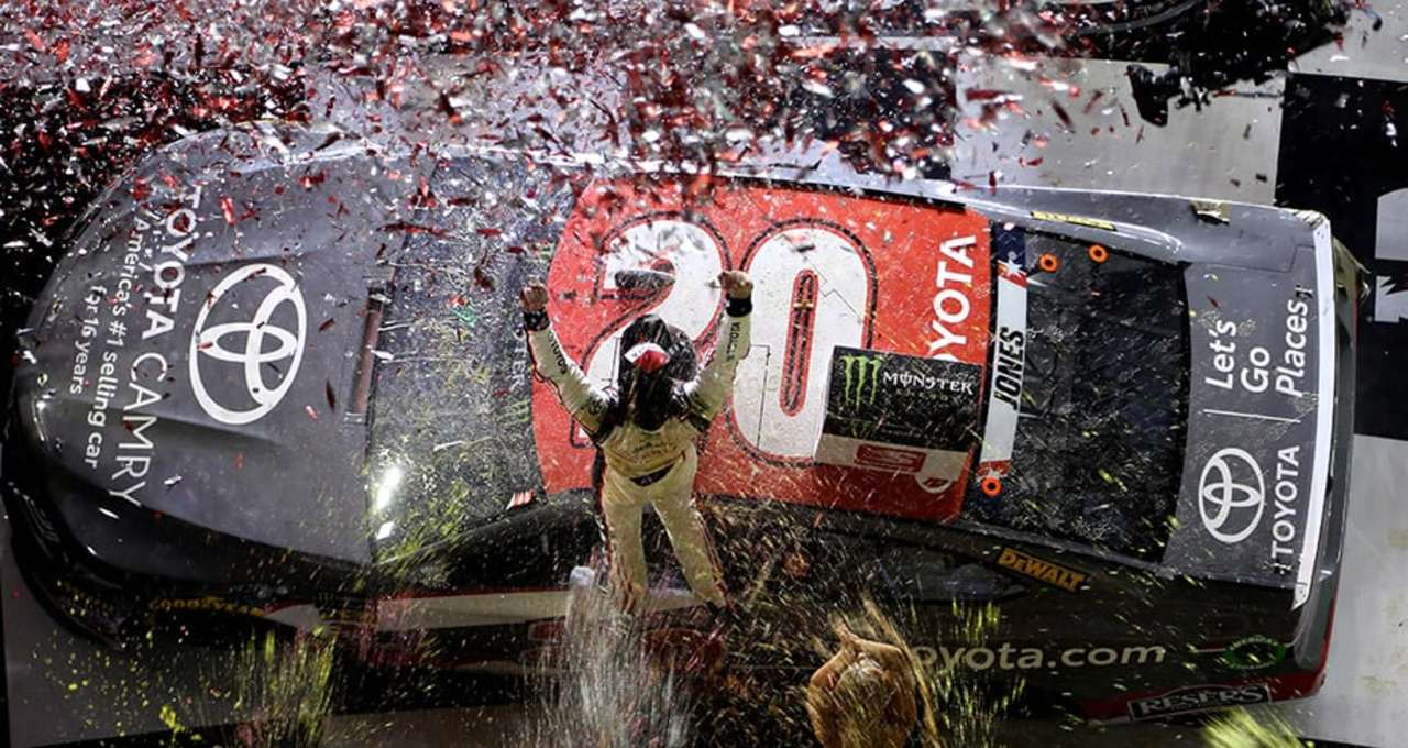 Inside look at Erik Jones' first career victory at Daytona