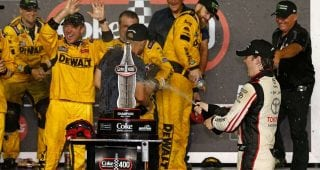 Jones' crew chief: '45 seconds would've been the difference'