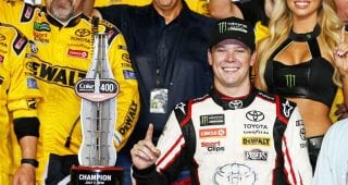 From Trucks to Cup, every first for Erik Jones