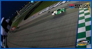 Final Laps: Bold pit-road call sends Kentucky native Rhodes to victory