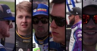 Which young driver will be the next to get to Victory Lane?