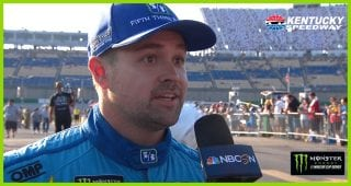 Stenhouse Jr. to Busch: 'Pick and choose your battles wisely'