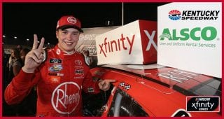 Recap the Kentucky Xfinity Series race in 77 seconds