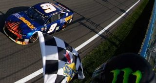 Momento PEAK de Chase Elliott en el Watkins Glen International
