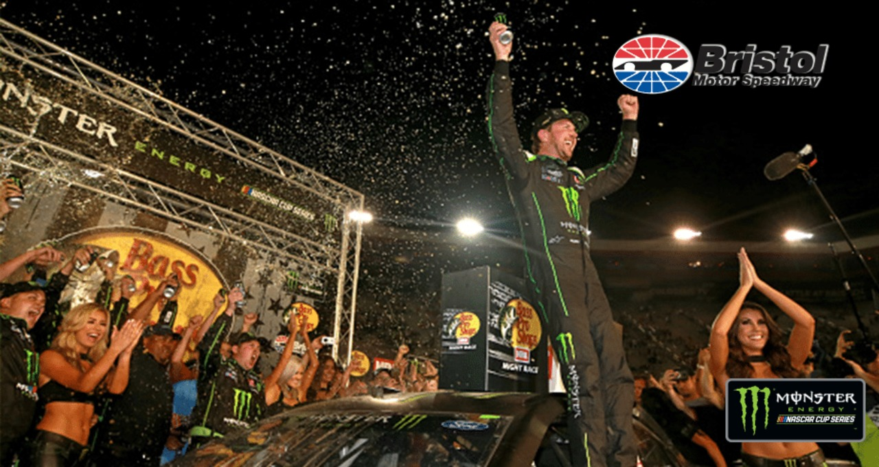 Recap the short-track thrills and spills at Bristol