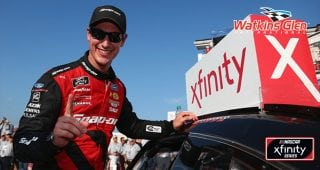 Xfinity race in 158 seconds: Logano conquers the rain to win at Watkins Glen
