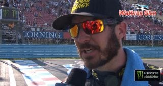 Truex Jr.: Chase 'had the upper hand at the end'