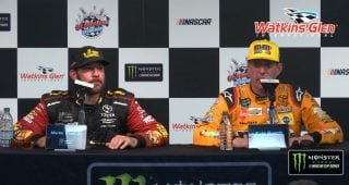 Kyle Busch: 'Nothing surprises me anymore'