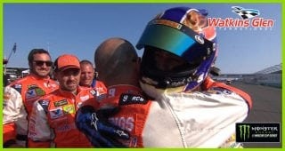 Chase Elliott: 'What a thrill … I don't know what to say'