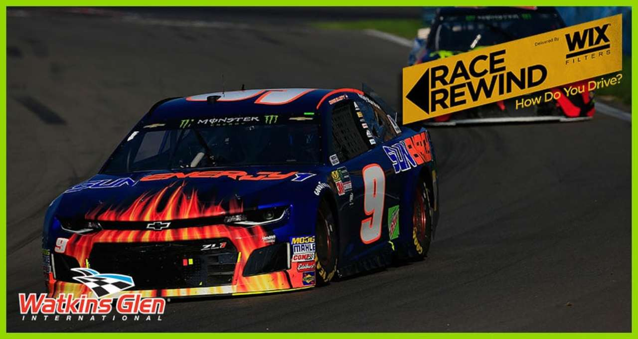 Race Rewind: Relive thrilling Watkins Glen in 15