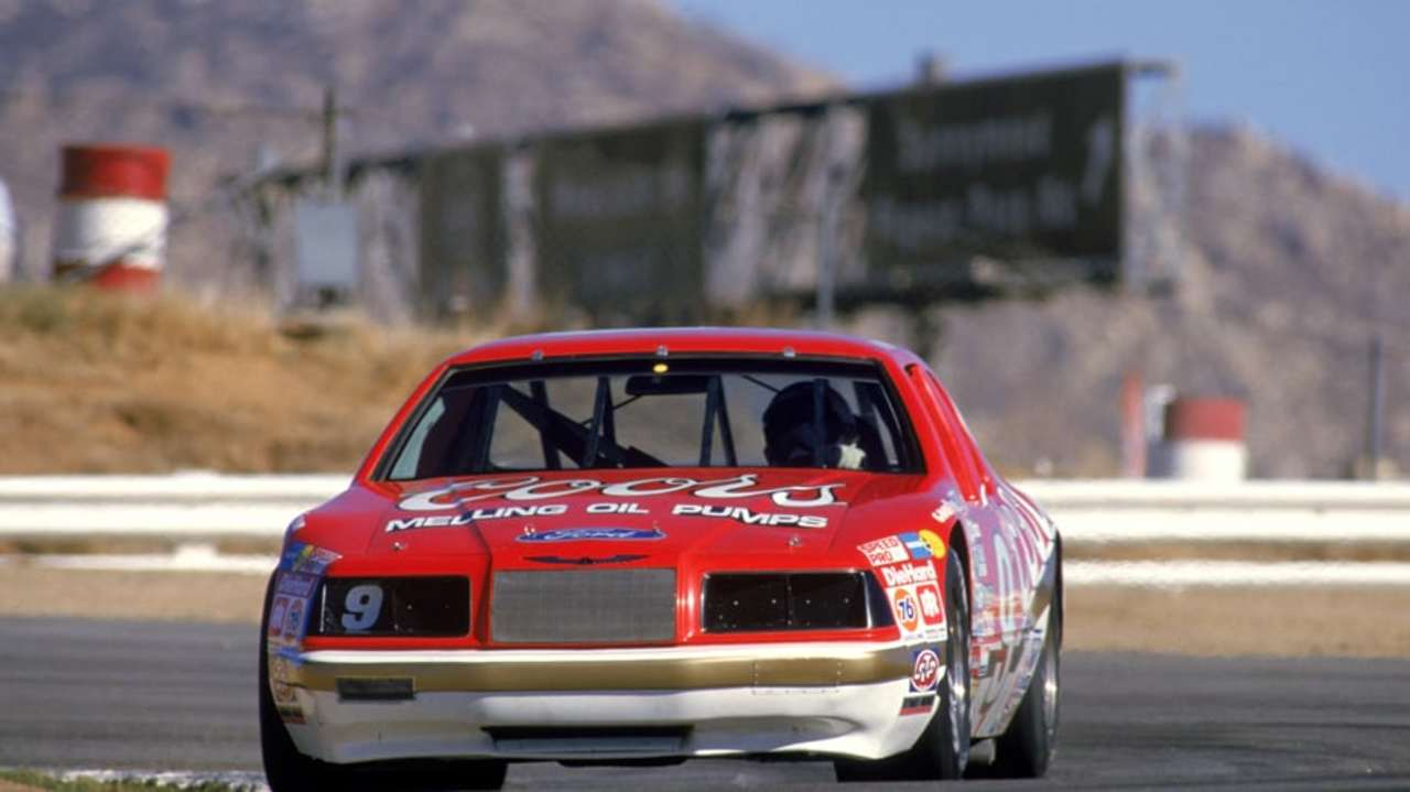 From the Vault: Bill Elliott takes first win in 1983