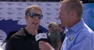 Keselowski: 'When you think performance, you think Mustang'