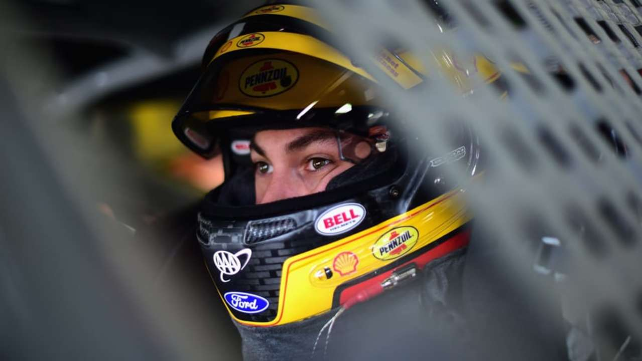 How do you catch the 'Big 3?' — Logano still searching