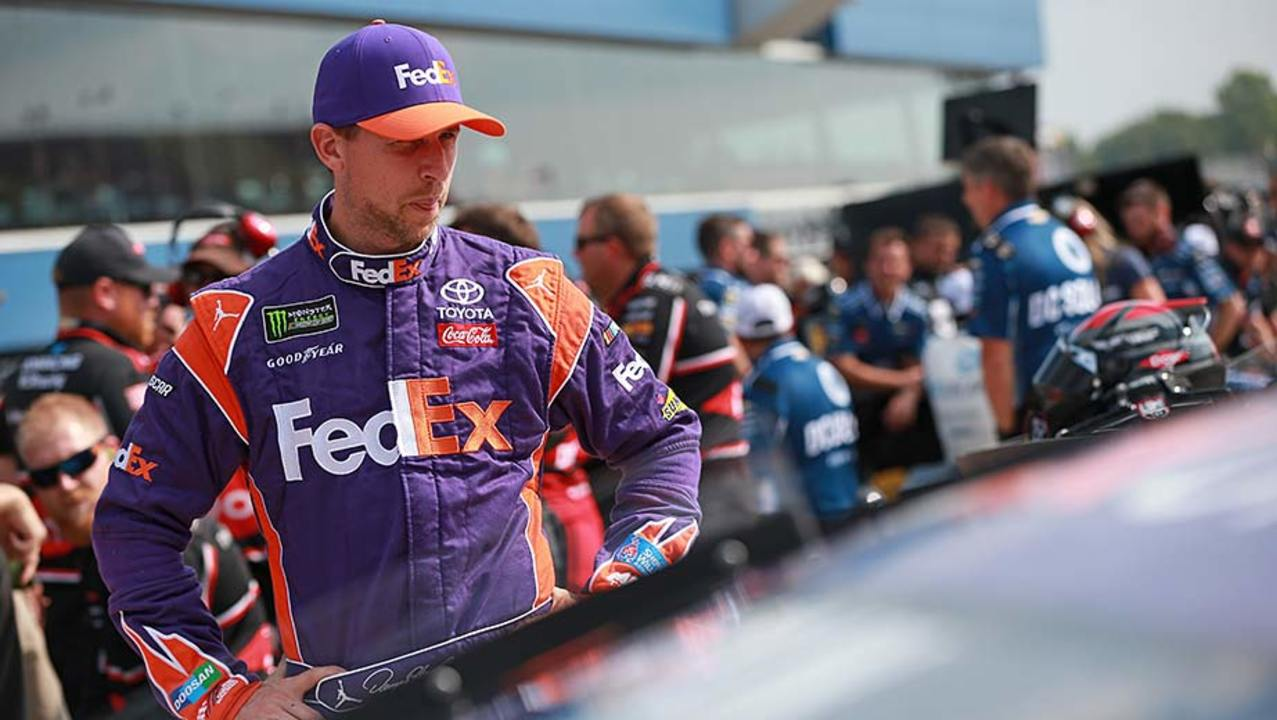 Hamlin on starting from pole: 'We're starting to see results'