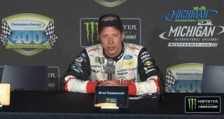 Keselowski: 'We're going to have to deliver'