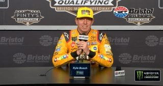 Kyle Busch on retiring any time soon: My accountant says 'I'm screwed'