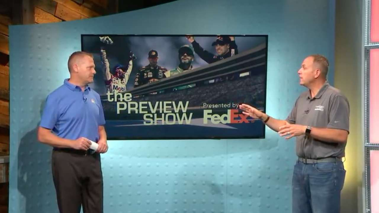 FedEx Preview Show: Watkins Glen