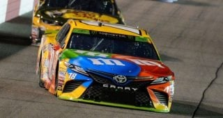 Momento PEAK de Kyle Busch en los Playoffs del Richmond Raceway