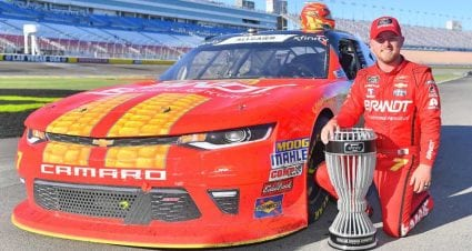 Arrancan los Playoffs de la XFINITY Series en Richmond