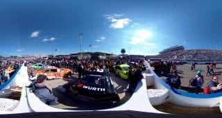 Martinsville On The Grid 360