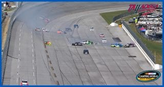 'Big One' takes out Truck playoff contenders at Talladega