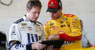 Can Keselowski, Logano continue 'Dega domination?