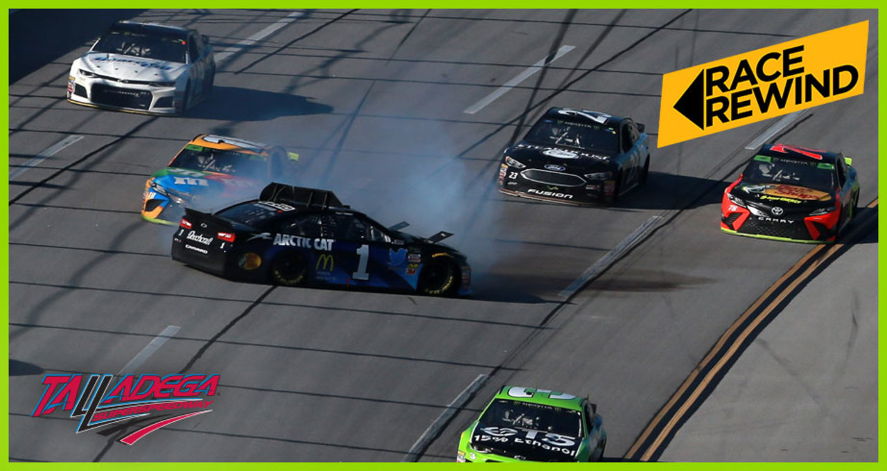 Race Rewind: Talladega in 15